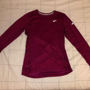 Woman's Dri-Fit Long Sleeve Tee
